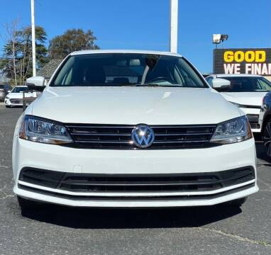 2017 Volkswagen Jetta for sale at Global Auto Group in Fontana CA