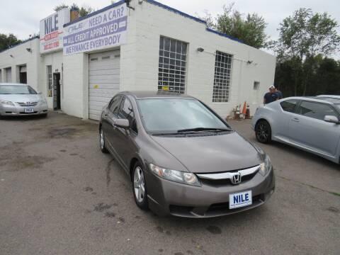 2010 Honda Civic for sale at Nile Auto Sales in Denver CO