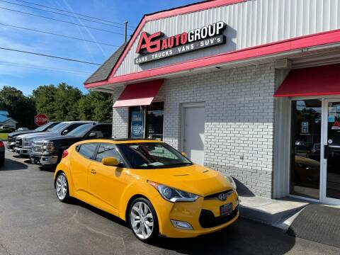 2012 Hyundai Veloster for sale at AG AUTOGROUP in Vineland NJ