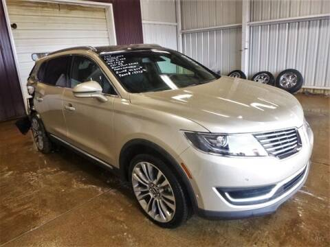 2017 Lincoln MKX for sale at East Coast Auto Source Inc. in Bedford VA