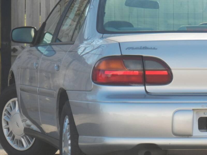 2003 Chevrolet Malibu for sale at Moto Zone Inc in Melrose Park IL