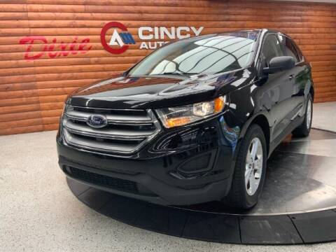 2016 Ford Edge for sale at Dixie Motors in Fairfield OH