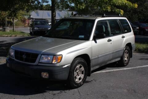 2000 Subaru Forester for sale at Auto Bahn Motors in Winchester VA