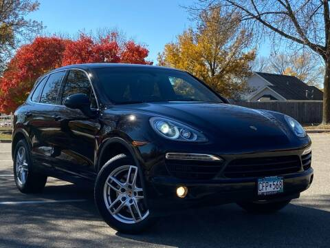 2014 Porsche Cayenne for sale at North Imports LLC in Burnsville MN
