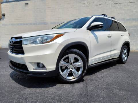2015 Toyota Highlander for sale at AUTO FIESTA in Norcross GA