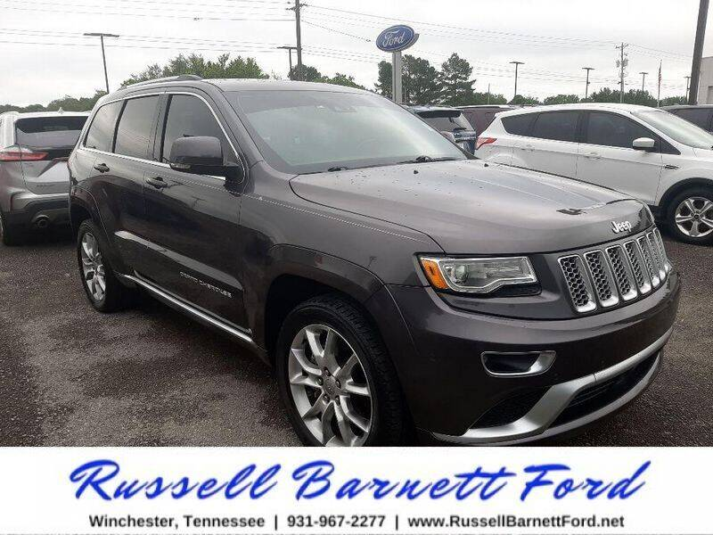 2016 Jeep Grand Cherokee for sale at Oskar  Sells Cars in Winchester TN
