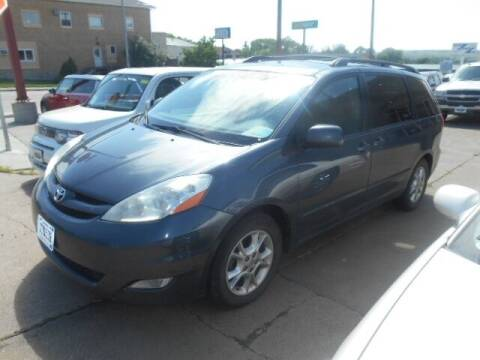 2006 Toyota Sienna for sale at Daryl's Auto Service in Chamberlain SD