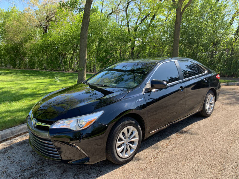 2015 Toyota Camry Hybrid for sale in Chicago, IL
