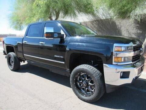2016 Chevrolet Silverado 2500HD for sale at MyAutoJack.com @ Auto House in Tempe AZ