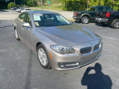 2015 BMW 5 Series for sale at Luxury Auto Innovations in Flowery Branch GA