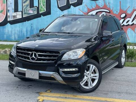 2014 Mercedes-Benz M-Class for sale at Palermo Motors in Hollywood FL
