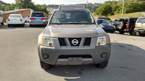 2008 Nissan Xterra for sale at DISCOUNT AUTO SALES in Johnson City TN