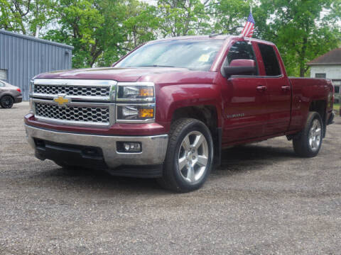 2015 Chevrolet Silverado 1500 for sale at Suburban Chevrolet of Ann Arbor in Ann Arbor MI