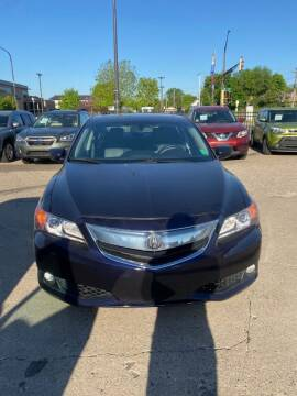 2013 Acura ILX for sale at Minuteman Auto Sales in Saint Paul MN