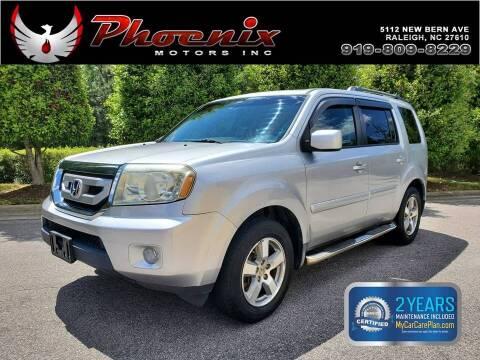 2010 Honda Pilot for sale at Phoenix Motors Inc in Raleigh NC