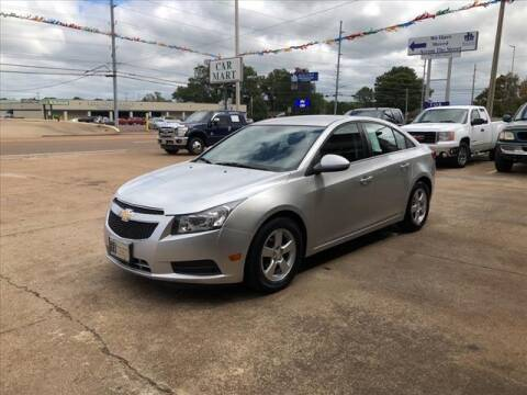 2014 Chevrolet Cruze for sale at Herman Jenkins Used Cars in Union City TN