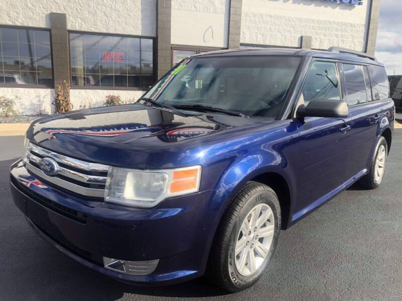 2011 Ford Flex for sale at Ultimate Auto Deals DBA Hernandez Auto Connection in Fort Wayne IN
