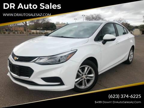 2018 Chevrolet Cruze for sale at DR Auto Sales in Glendale AZ
