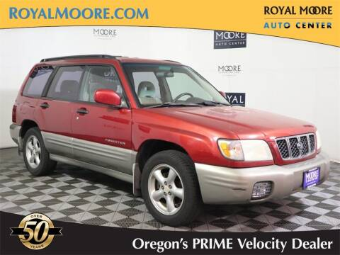 2001 Subaru Forester for sale at Royal Moore Custom Finance in Hillsboro OR