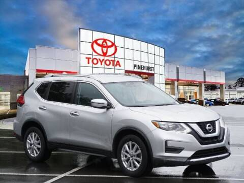 2017 Nissan Rogue for sale at PHIL SMITH AUTOMOTIVE GROUP - Pinehurst Toyota Hyundai in Southern Pines NC