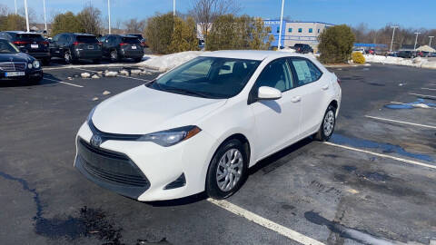 2018 Toyota Corolla for sale at Imotobank in Walpole MA