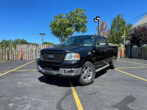 2005 Ford F-150 for sale at True Automotive in Cleveland OH