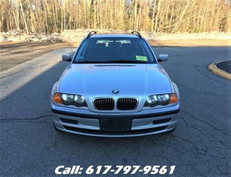 2001 BMW 3 Series for sale at Wheeler Dealer Inc. in Acton MA