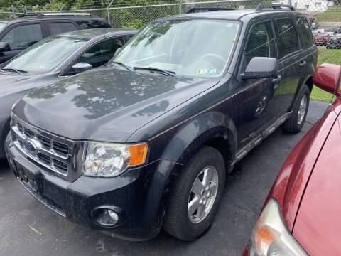 2009 Ford Escape for sale at Premiere Auto Sales in Washington PA