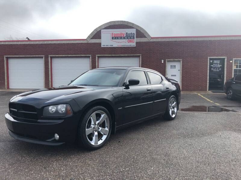 2010 Dodge Charger for sale at Family Auto Finance OKC LLC in Oklahoma City OK