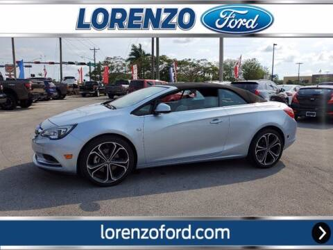 2016 Buick Cascada for sale at Lorenzo Ford in Homestead FL