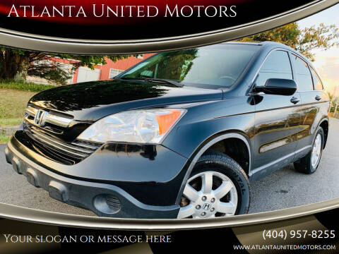 2009 Honda CR-V for sale at Atlanta United Motors in Buford GA