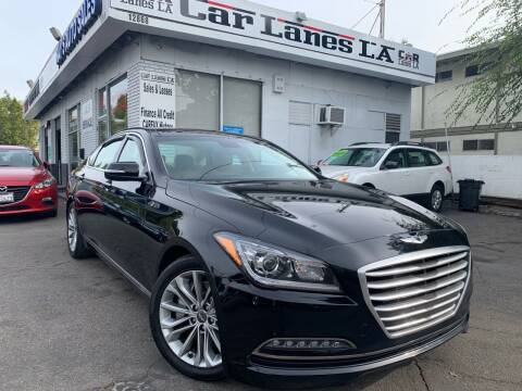 2016 Hyundai Genesis for sale at Car Lanes LA in Valley Village CA