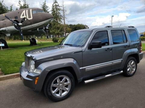 2012 Jeep Liberty for sale at McMinnville Auto Sales LLC in Mcminnville OR