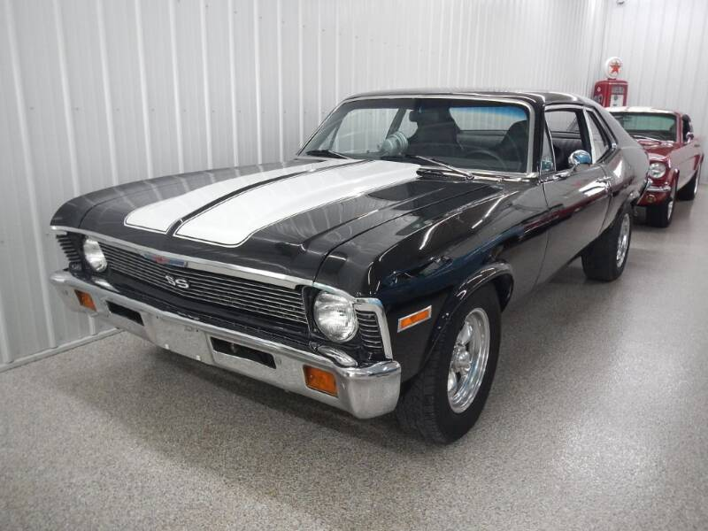 1971 Chevrolet Nova for sale at Custom Rods and Muscle in Celina OH