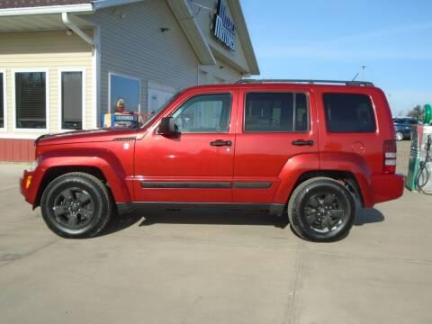 2008 Jeep Liberty for sale at Milaca Motors in Milaca MN