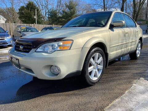 2007 Subaru Outback for sale at ALL Motor Cars LTD in Tillson NY