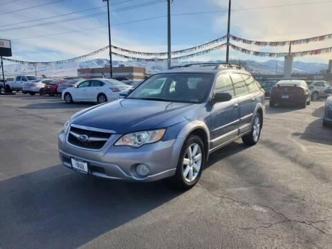 2008 Subaru Outback for sale at Auto Image Auto Sales in Pocatello ID