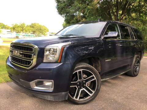 2017 GMC Yukon for sale at Powerhouse Automotive in Tampa FL
