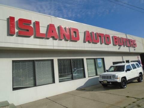2012 Jeep Patriot for sale at Island Auto Buyers in West Babylon NY