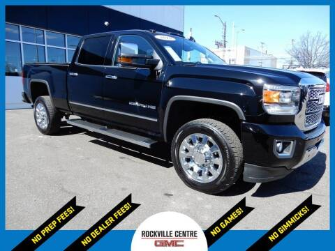 2018 GMC Sierra 2500HD for sale at Rockville Centre GMC in Rockville Centre NY