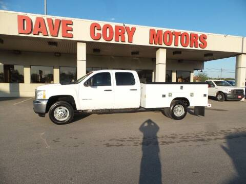 2013 Chevrolet Silverado 1500 SS Classic for sale at DAVE CORY MOTORS in Houston TX