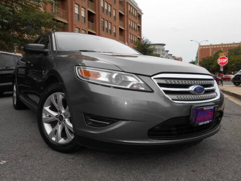 2012 Ford Taurus for sale at H & R Auto in Arlington VA