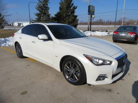 2017 Infiniti Q50 for sale at Import Exchange in Mokena IL