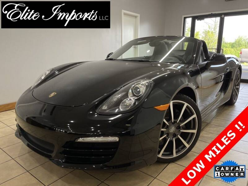 2013 Porsche Boxster for sale in West Chester, OH