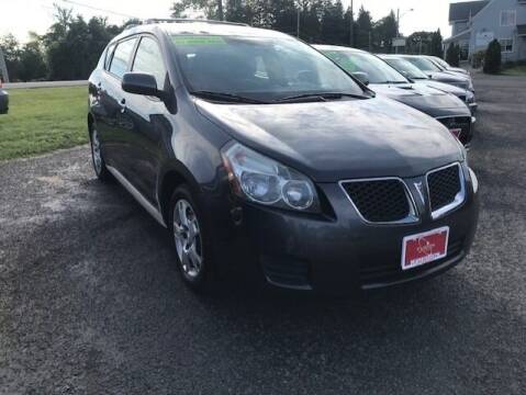 2009 Pontiac Vibe for sale at FUSION AUTO SALES in Spencerport NY
