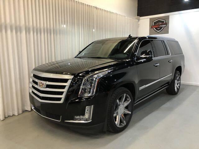 2016 Cadillac Escalade ESV for sale in Miami, FL