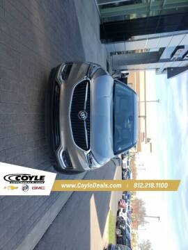 2018 Buick Enclave for sale at COYLE GM - COYLE NISSAN - New Inventory in Clarksville IN