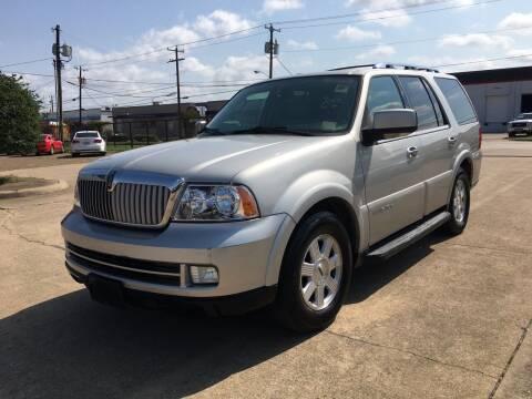 2006 Lincoln Navigator for sale at TETCO AUTO SALES  / TETCO FUNDING in Dallas TX