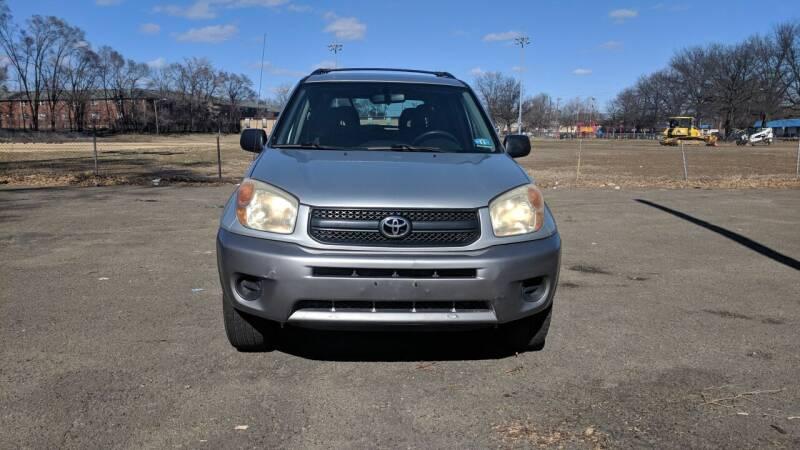 2005 Toyota RAV4 for sale at Shah Motors LLC in Paterson NJ