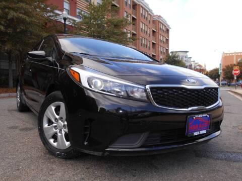 2018 Kia Forte for sale at H & R Auto in Arlington VA